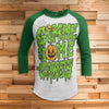 Just Give Me Some Candy All Over Print 3/4 Sleeve Raglan