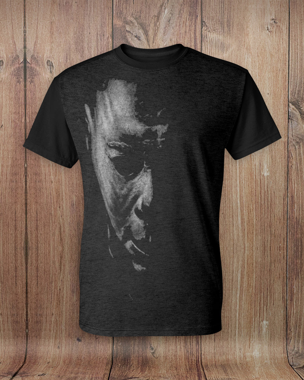 Michael Myers Halloween All Over Print T-Shirt
