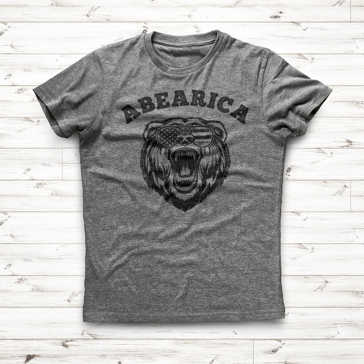 Patriotic - Abearica Next Level Premium Short Sleeve T-Shirt