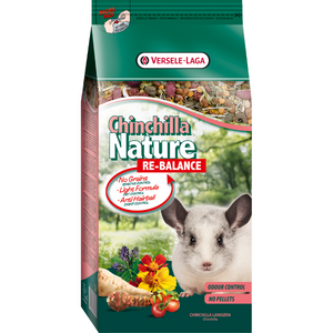 Pienso para chinchilla nature rebalance