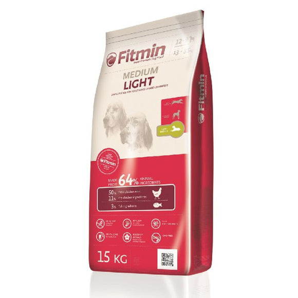Fitimin medium light pienso para perros de raza mediana