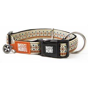 Max & Molly Collar para perros Ethnic