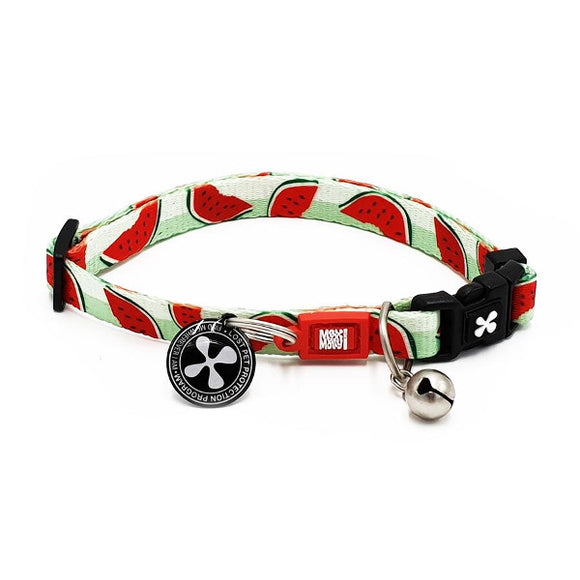 Collar para gatos Watermelon