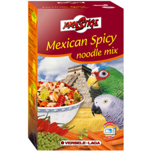Mexican spicy noodle mix snacks para papagayos