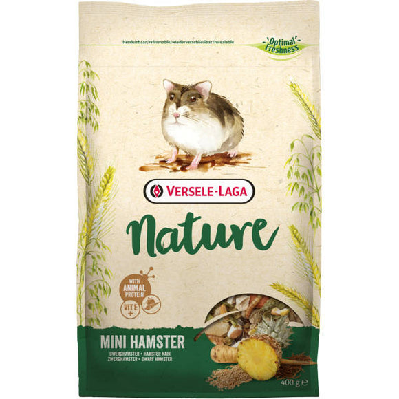 Pienso para Hamsters mini Nature versele laga