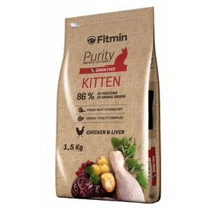 Fitmin Purity Kitten pienso para gatitos