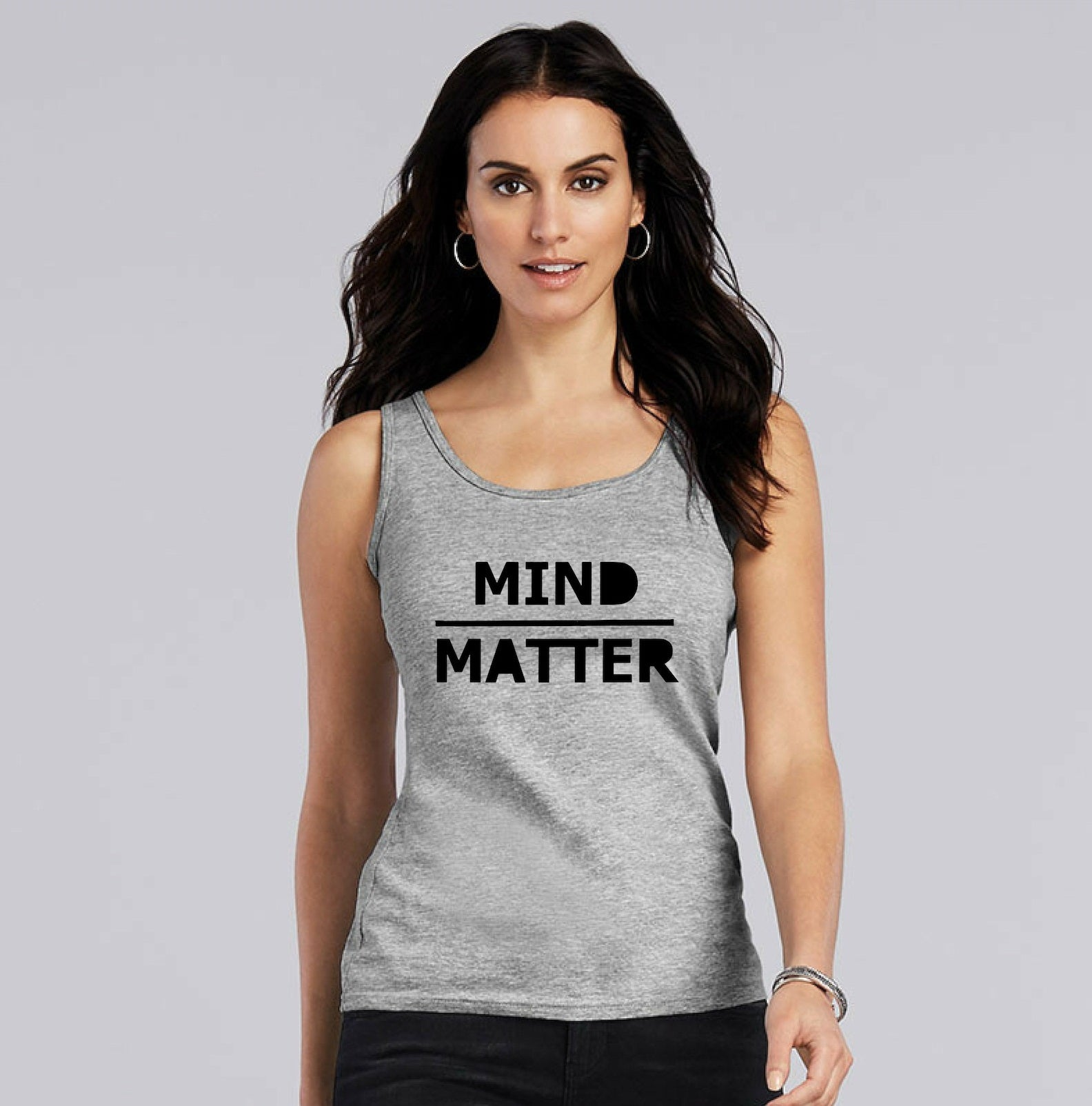 Mind Over Matter Women's Tank