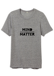 Eco Jersey Mind Over Matter Crew Neck