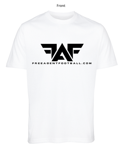 FAF™ White Dri-Fit Performance Tee