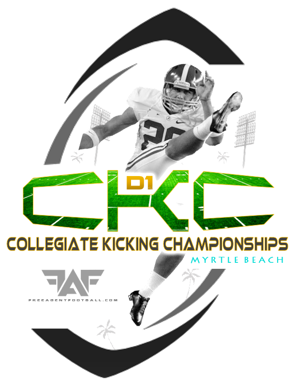 2018 FAF Collegiate Kicking Championships Player Registration (for Non-FAF Members)