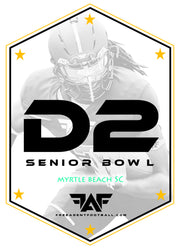 2019 FAF D2 Senior Bowl Registration (for FAF Members)