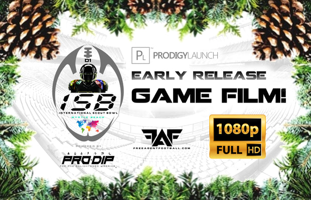 Early Release 2018 PRO-DIP ISB Game Film! (Download)