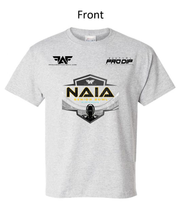 FAF Ash Grey NAIA Senior Bowl™ Dri-Fit Performance T-Shirt