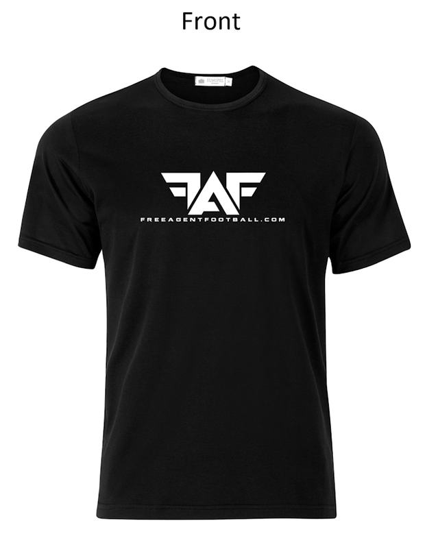FAF™ Black Dri-Fit Performance Tee