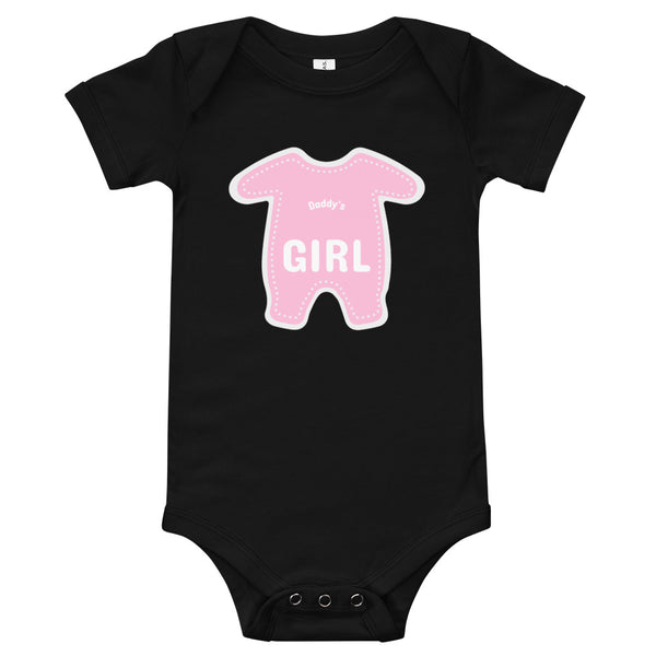 Daddy's girl father's day bodysuit
