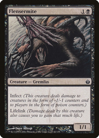 Flensermite [Mirrodin Besieged] | Geekified