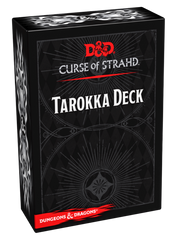Curse of Strahd Tarokka | Geekified