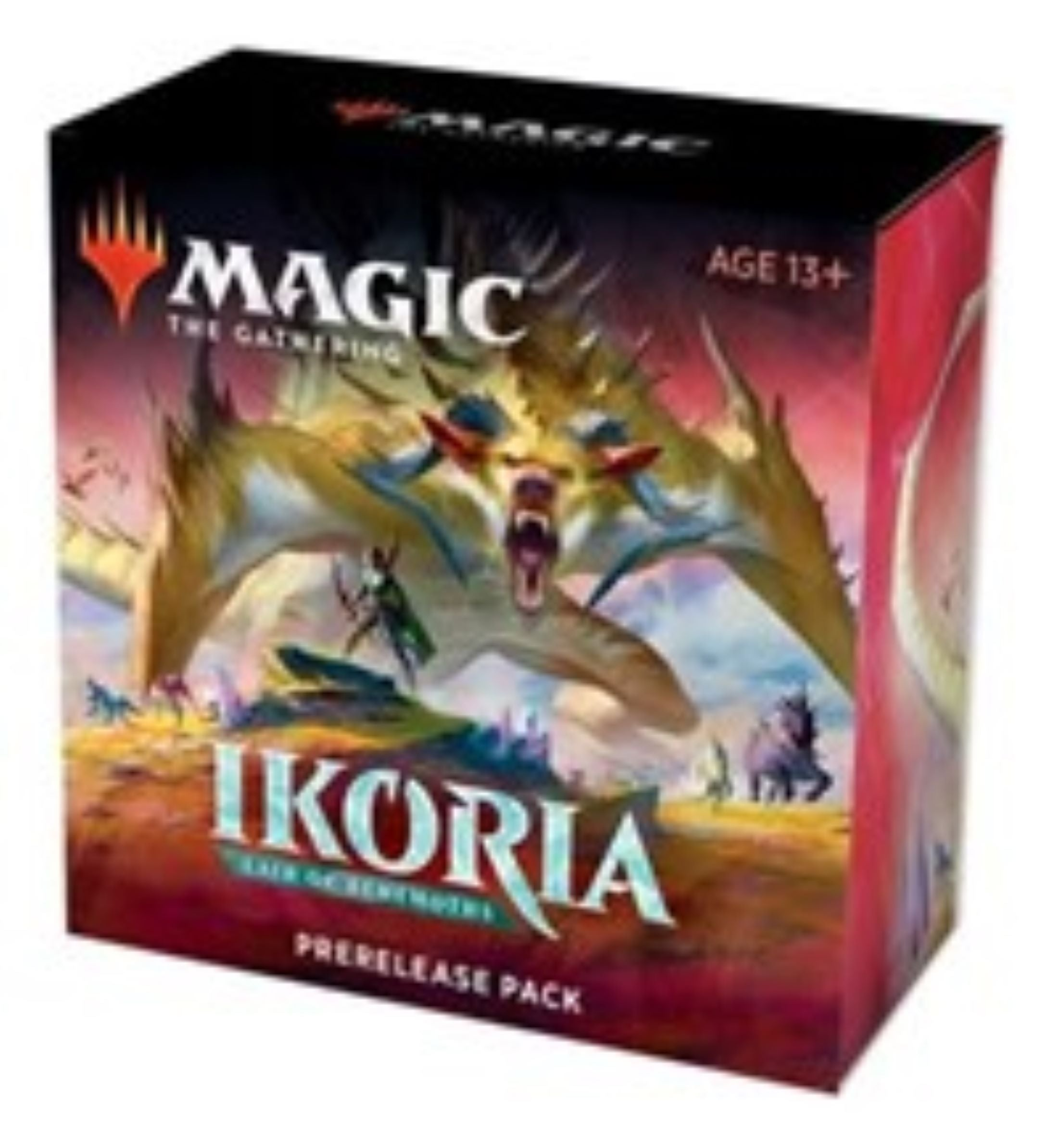 Ikoria Lair of Behemoths Prerelease kit. | Geekified