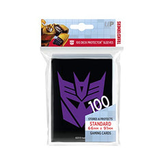 Ultra Pro  Decepticons (100ct) | Geekified