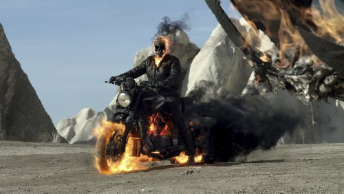 """Ghost Rider Spirit of Vengeance"" 