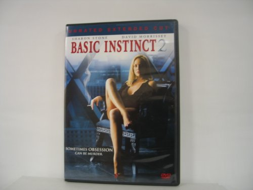 Basic Instinct Unrated Extended Widescreen | Geekified