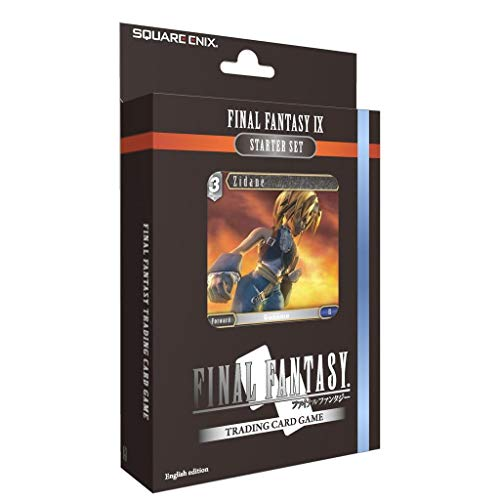 """Final Fantasy IX"" Starter Set 