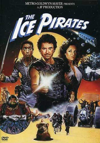 Ice Pirates Robert Urich | Geekified