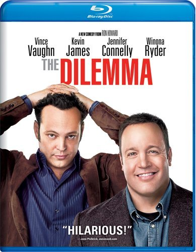Dilemma Blu ray Vince Vaughn | Geekified