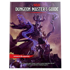 5TH ED Dungeon Master's Guide | Geekified