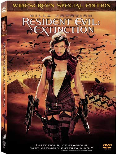 """Resident Evil: Extinction"" (Used) 