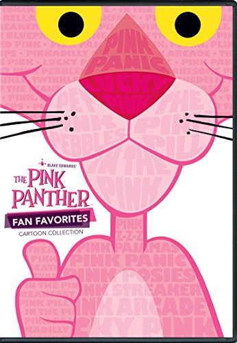 Pink Panther Fan Favorites Collection | Geekified