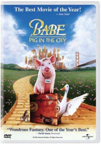 Babe Pig City James Cromwell | Geekified