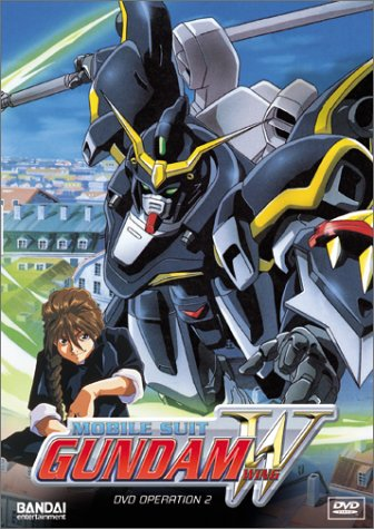 "Mobile Suit Gundam Wing "" DVD Operation 2"" (Used) 