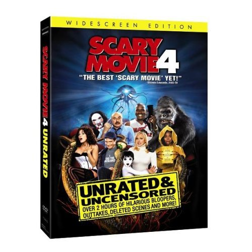 """Scary Movie 4"" 