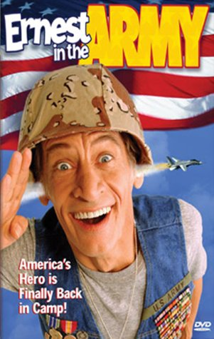 """ Ernest in the Army"" (Used) 