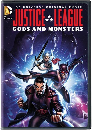 """Justice League Gods and Monsters"" (Used) 
