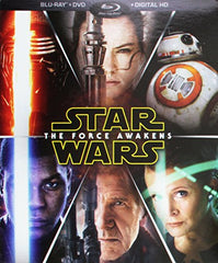 "Star Wars ""The Force Awakens"" (New) 