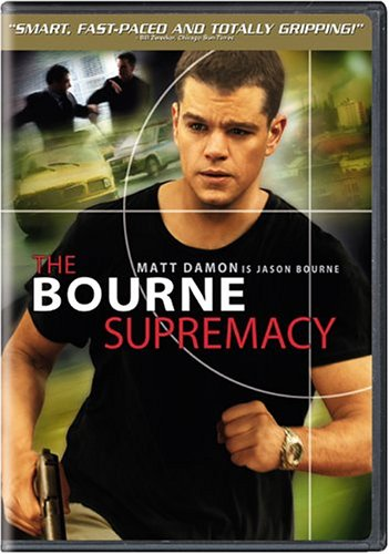 """The Bourne Supremacy"" Used 