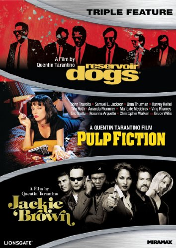 Quentin Tarantino Triple Feature (New) | Geekified