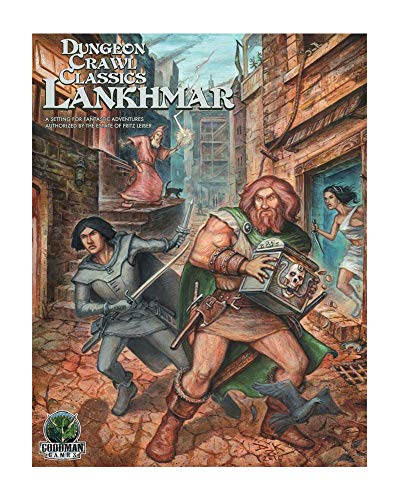 Dungeon Crawl Classics Lankhmar Boxed | Geekified