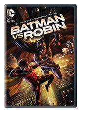 """Batman vs Robin"" (Used) 