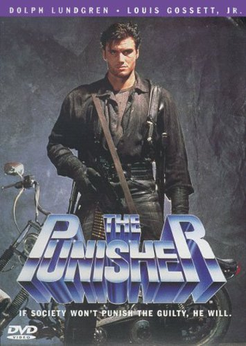 Punisher artisan Dolph Lundgren | Geekified