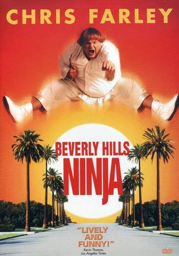 Beverly Hills Ninja Chris Farley | Geekified