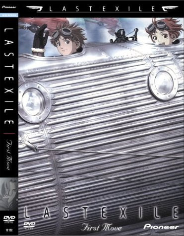"Last Exile ""First Move"" Vol 1 (Used) 