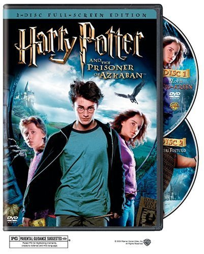 """Harry Potter and the Prizonder of Azkaban"" (Used) 