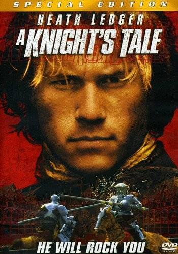 """ A Knight's Tale"" (Used) 
