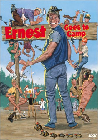 """Ernest Goes to Camp"" (Used) 