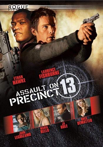 Assault Precinct Widescreen Ethan Hawke | Geekified