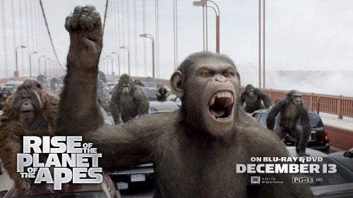 Rise Planet Apes James Franco | Geekified