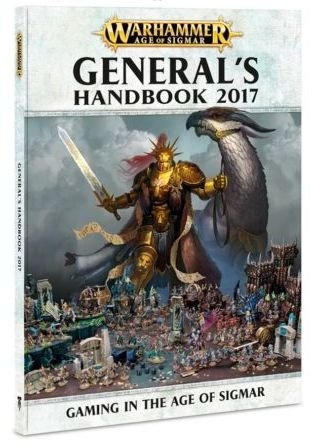 Warhammer Age of Sigmar General's Handbook 2017 | Geekified